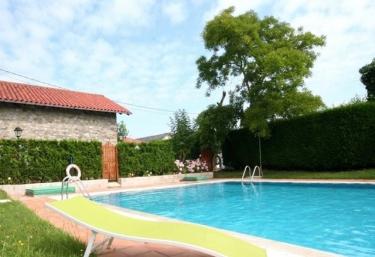 La Casa Blanca 2 - Cadavedo, Asturias