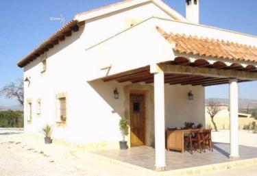 Casa Arriba - La Matanza, Alicante
