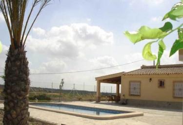 Casa Abajo - La Matanza, Alicante