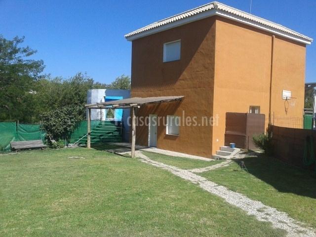 Casa rural aguas bravas casas rurales en villanueva del for Casa rural 5 habitaciones