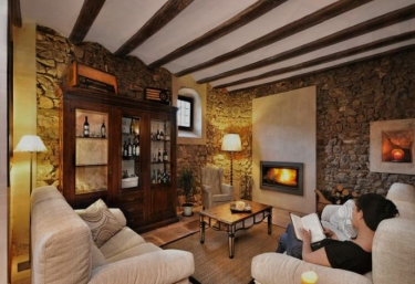 Blanco - La Casa Grande de Albarracín - Albarracin, Teruel