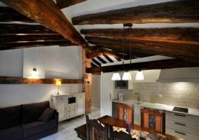 Apartamento Blanco - La Casa Grande de Albarracín - Albarracin, Teruel