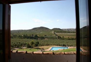 Casas rurales con piscina en ontinyent for Piscinas desmontables ontinyent
