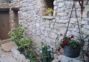 Decoración del patio