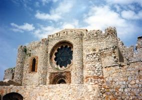 Iglesia del Castillo Convento de Calatrava La Nueva