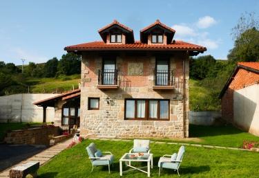 La Riguera de Ginio - Apartamento Aráos - Ucieda, Cantabria