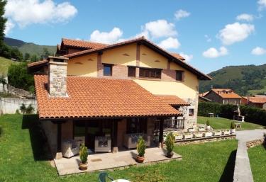 La Riguera de Ginio - Apartamento Arcales - Ucieda, Cantabria