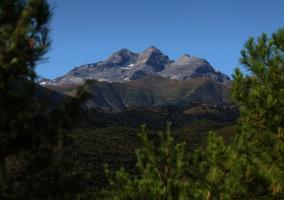 Entorno montañoso de Ordesa