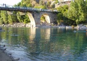 Puente de Boltaña