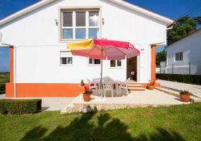 Apartamento D - Playa de Lariño