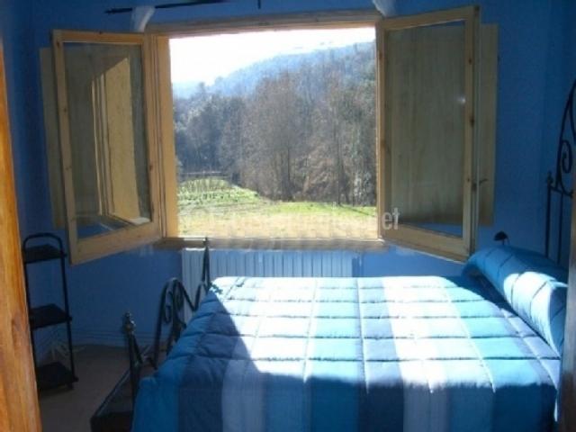 Ventanal del dormitorios