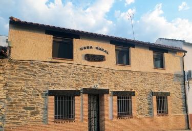Casa Rural El Quinto y Medio - Valdelacasa De Tajo, Cáceres