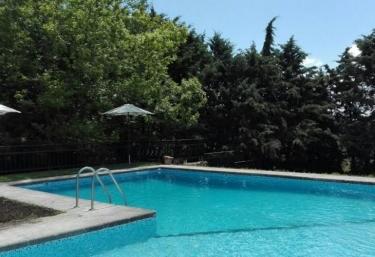 Casas rurales con piscina for Casas vacacionales con piscina
