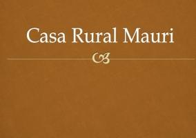 Casa rural mauri casa rural en las navas del marques vila - Casa rural las navas del marques ...