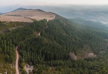 Sierra de Santo Domingo