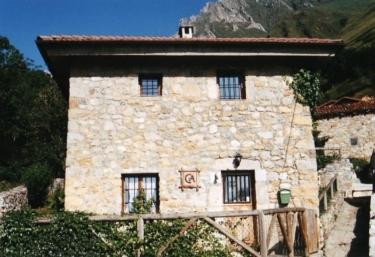 La Rectoral de Tuiza - Pola De Lena, Asturias