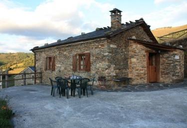 Casa Gonzaiz - Molejon, Asturias