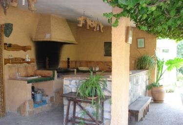 Casa rural El Patio Finca El Romero - Mutxamel, Alicante