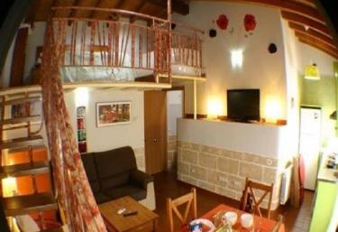 Apartamento El Pinajarro Hervás y Punto - Hervas, Cáceres