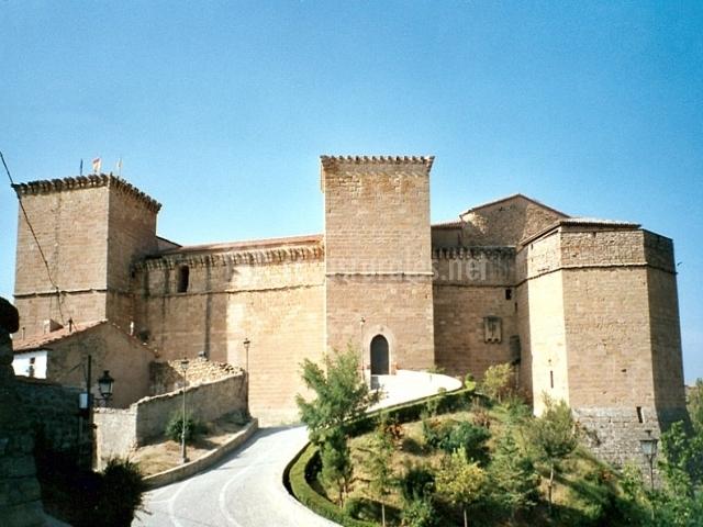 Castilo de Mora de Rubielos