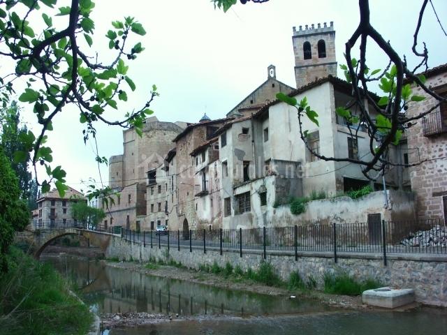 Apartamento b el refugio en mora de rubielos teruel - Casas rurales rubielos de mora ...