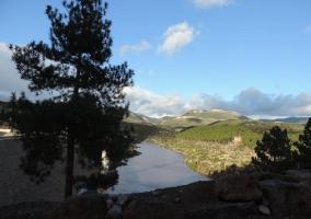 Entorno del pantano