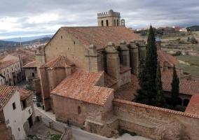 Mora de Rubielos y sus monumentos
