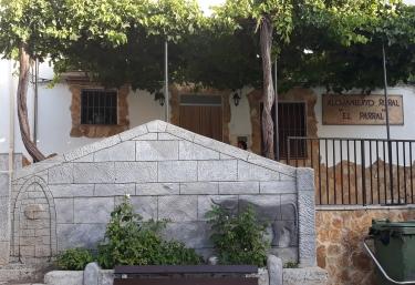 Parral I - Pozo Alcon, Jaén