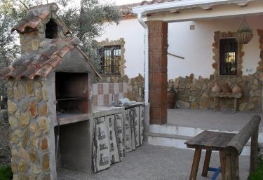 Parral II - Pozo Alcon, Jaén