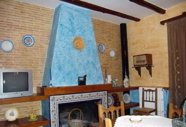 Cortijo Villa Rosa. Casa Señorial - Caravaca De La Cruz, Murcia