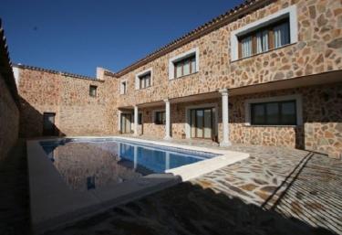 Casa rural Las Peñas - Santa Quiteria, Ciudad Real