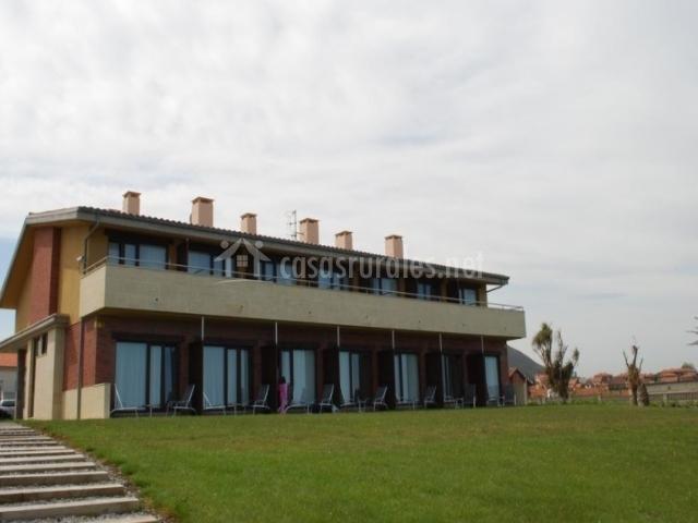 Apartamentos playa de portio en liencres cantabria - Apartamentos en cantabria playa ...