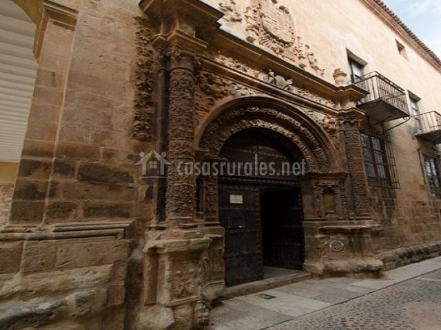 Puerta de Alhorí, Alcaraz