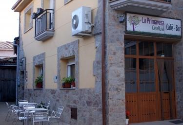 Casa El Palomar - Canaleja, Albacete