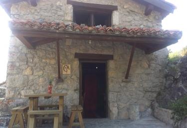 La Llambria - Sotres, Asturias