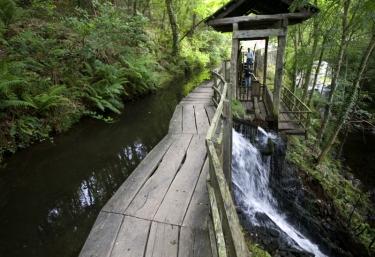 La ruta del agua de Taramundi
