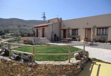 Apartamento rural Torregrosa - Morella, Castellón