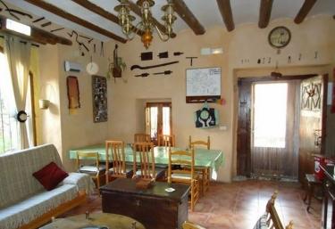 Casa rural El Sosiego - Morella, Castellón