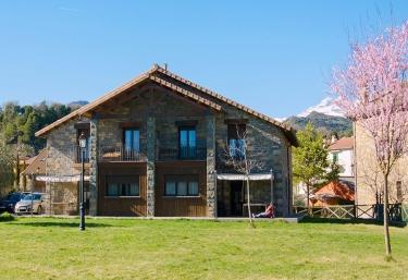La Ribera Casa Superior - Escalona, Huesca