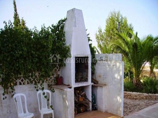 Casa de la cuesta en fuente alamo murcia for Casa jardin murcia