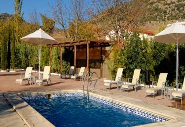 Casas rurales con piscina en herencia - Casa rural en valladolid con piscina climatizada ...