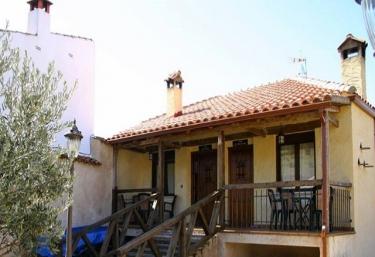 Casa Las Tejas - Canaleja, Albacete
