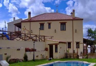 4 casas rurales con piscina en canaleja for Casas rurales con piscina en alquiler
