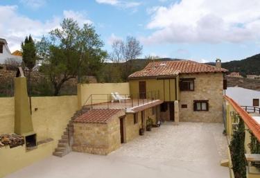 Casa Rural La Caseta - Parella, Dalt y Baix - Morella, Castellón