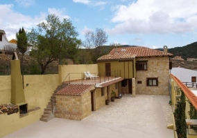 Casa Rural La Caseta - Parella, Dalt y Baix