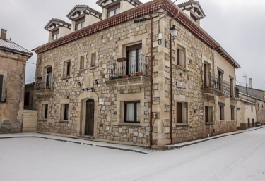 Castillo Diempures - Cantalojas, Guadalajara