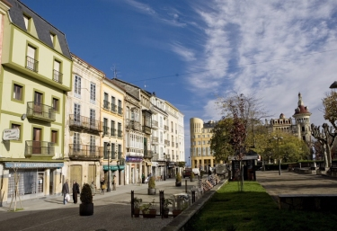 Plaza Mayor de Ribadeo