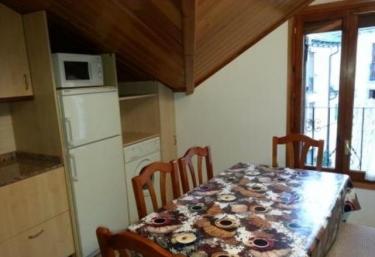 Apartamento II. Casa Patro - Tramacastilla, Huesca