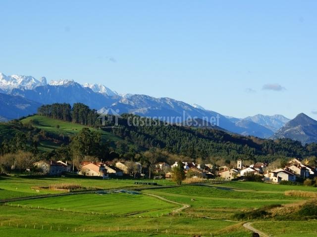 La diligencia vivienda peque a casas rurales en serdio cantabria - Casa rural la diligencia ...