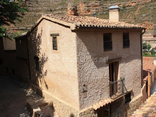d5a4f92162410 Casa Xalón I - Casa rural en Somaen (Soria)